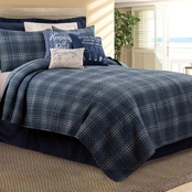 C&F Home Anthony Navy Quilt Set