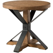 Klaussner Friendship End Table
