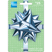 American Express Spikey Bows Gift Card