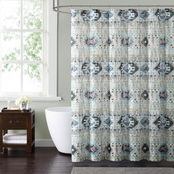 Simone Tribal Shower Curtain