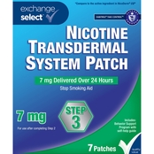 Exchange Select Nicotine Transdermal System Patch Step 3