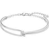 Swarovski Lifelong Bangle Bracelet