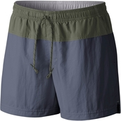 Columbia Sandy River Color Blocked Shorts