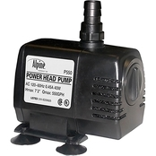Alpine Power Head Pump 550 GPH, 16 Ft. Cord