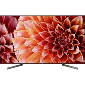 Sony 75 in. 2160p 4K HDR LED 120Hz Smart TV XBR75X900F