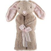 Lavish Home Happy Trails Stuffed Animal Baby Security Blanket