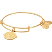Alex and Ani When Life Gives You Lemons Charm Bangle Bracelet