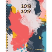 TF Publishing Abstract Large Academic Year Planner