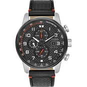 Citizen Men's Eco Drive Primo Chronograph Watch CA0681-03E
