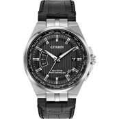 Citizen Men's Eco Drive World Perpetual A-T Watch CB0160-00E