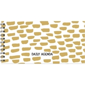 TF Publishing Gold Dots Daily Agenda