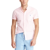 Polo Ralph Lauren Classic Fit Seersucker Shirt