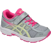 ASICS Pre-School Girls Pre-Contend 4 Running Shoes