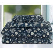 Beatrice Varsity Sheet Set