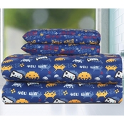 Beatrice Game Over Sheet Set