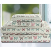 Beatrice Flutter Sheet Set