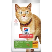 Science Diet Cat Youth Vitality Cat Food 6 lb.
