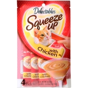Hartz Delectables Squeeze Ups Chicken Lickable Cat Treat