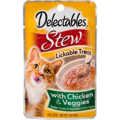 Hartz Delectable Lickable Cat Food 2 oz.