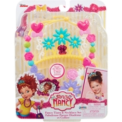 Jakks Pacific Fancy Nancy Tiara and Necklace Set