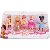 Jakks Pacific Fancy Nancy Figure Set