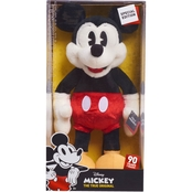 Just Play Mickey's 90th Anniversary Ultra Deluxe Mickey Mouse Plush