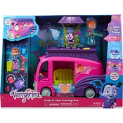 Hasbro Disney Junior Vampirina Rock N' Jam Touring Van