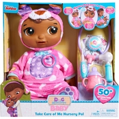 Just Play Disney Junior Doc McStuffins Take Care of Me Nursery Pal