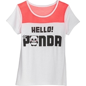 Pony Tails Little Girls Athletic Top