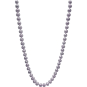 8-9MM 20 in. Circle Freshwater Pearl Necklace