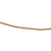 PalmBeach 10K Yellow Gold 16 in. Venetian Box Chain