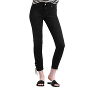 Levi's 711 Lace Up Skinny Jeans