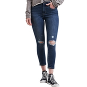 Levi's 721 High Rise Skinny Ankle Jeans
