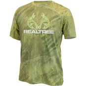 Realtree Colosseum Cast Performance Fishing Tee