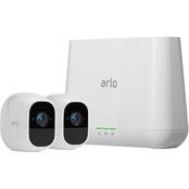 Netgear Arlo Pro 2 by Home Security Camera System 2 Pk.