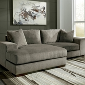 Signature Design by Ashley Manzani 2 pc. Sectional LAF Chaise and RAF Chair