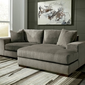 Signature Design by Ashley Manzani 2 pc. Sectional RAF Chaise and LAF Chair