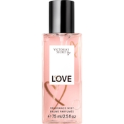 Victoria's Secret Love Travel Fragrance Mist 2.5 oz.