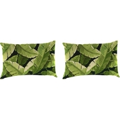 Jordan Manufacturing 18 In. X 12 In. Pillows 2 Pc. Set