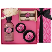The Body Shop British Rose Small Gift 15.28 oz.