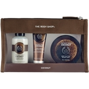The Body Shop Coconut Gift Bag 4.69 oz.