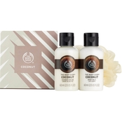 The Body Shop Coconut Cube 4 oz.