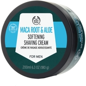 The Body Shop Softening Shaving Cream 6.3 oz.