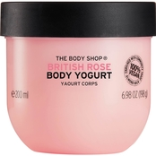 The Body Shop British Rose Body Yogurt 6.9 oz.