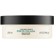 The Body Shop Pinita Colada Body Butter 6.9 oz.