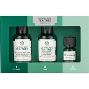 The Body Shop Tea Tree Gift 4.34 oz.