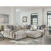 Benchcraft Dellara 4 pc. LAF Corner Chaise Sectional