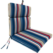 Jordan 22 x 44 x 4 in. Chair Cushion