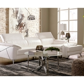 Signature Design by Ashley Tindell 2 Pc. LAF Corner Chaise Sectional