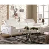 Signature Design by Ashley Tindell 2 Pc. RAF Corner Chaise Sectional